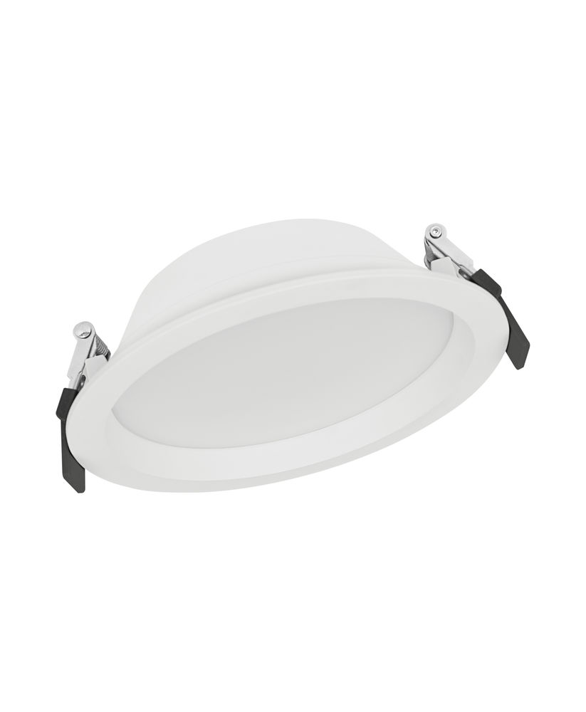 LEDVANCE Downlight Alu 14W/3000K IP44.