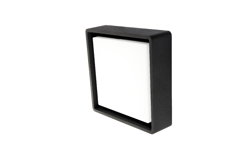 Frame Square Sort LED 3000K Sensor